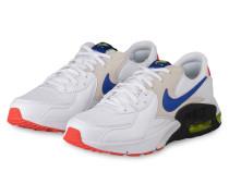 Sneaker AIR MAX EXCEE - WEISS/ BEIGE/ BLAU