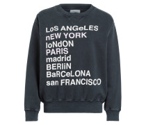 Oversized-Sweatshirt CITY LOVE