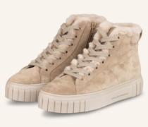 Hightop-Sneaker SUN - BEIGE