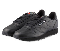 Sneaker CLASSIC LEATHER - SCHWARZ