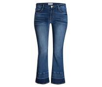 7/8-Jeans LE CROP MINI - blau