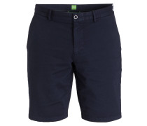 Shorts C-LIEM4-D Slim-Fit - blau