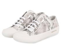 Sneaker ROCK - WEISS/ BRAUN