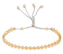 Armband MODERN FERN - gold
