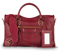 Handtasche EDGE CITY - rot