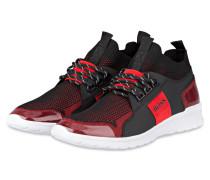 Sneaker EXTREME - rot/ schwarz