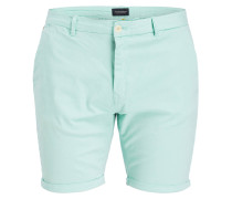 Chino-Shorts - mint