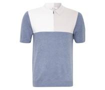 Strick-Poloshirt PORT