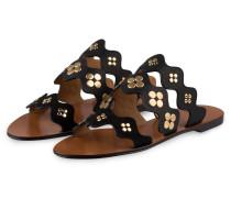 Sandalen LAUREN - schwarz