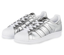 Sneaker SUPERSTAR - silber metallic