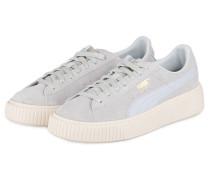 Sneaker SUEDE PLATFORM CORE - grau