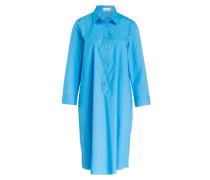 Blusenkleid KAYA-KN - hellblau