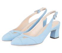 Slingpumps MICHAELA - blau