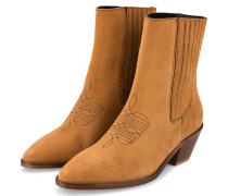 Cowboy Boots TYLER - COGNAC