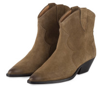 Cowboy Boots DEWINA - TAUPE