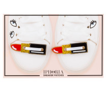 Sneaker-Patches LIPSTICK