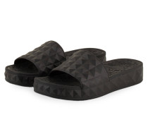 Sandalen SPLASH - schwarz