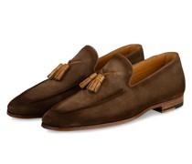 Loafer TORBA - DUNKELBRAUN