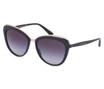 Sonnenbrille DG 4304 - schwarz