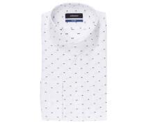Hemd Tailored-Fit - weiss