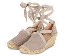 Wedges - TAUPE/ BEIGE