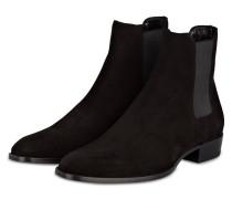 Chelsea-Boots WYATT 30 - schwarz