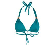 Triangel-Bikini-Top NIKO NINABELL - gelb