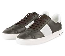 Sneaker FLYCREW - oliv