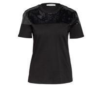 T-Shirt KENTIA mit Paillettenbesatz