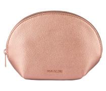 Kosmetiktasche GOLI - roségold metallic