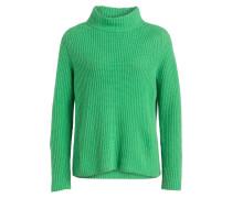 Strickpullover - grün