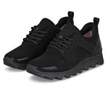 Plateau-Sneaker - 900 BLACK
