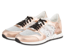 Sneaker CIARA 8 - weiss/ rosé metallic