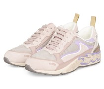 Sneaker - NUDE/ HELLLILA/ ROSÉ