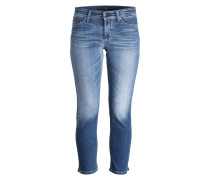 7/8-Jeans PIPER - blue used