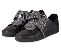Sneaker BASKET HEART - schwarz