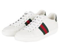 Sneaker NEW ACE - BIANCO/VRV/VERDE