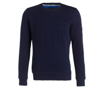 Sweatshirt GYM TECH - blau