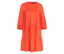 Jerseykleid mit 3/4-Arm