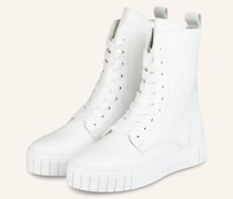 Hightop-Sneaker SUN - WEISS