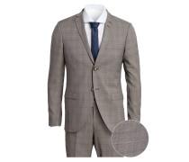 Anzug JIL 8 Slim-Fit - grau