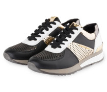 Sneaker ALLIE TRAINER - black pale gold