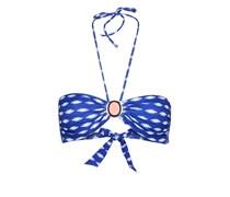 Bandeau-Bikini-Top INDIGO GIRL