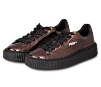 Sneaker BASKET PLATFORM