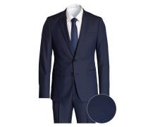Anzug ASTIAN/HETS Slim-Fit - blau