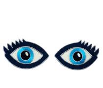 Patch EYES - blau