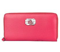 Saffiano-Geldbörse NEWBURY - pink