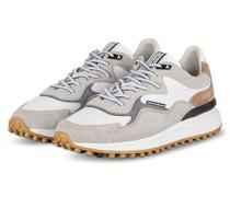 Sneaker NOPPI - WEISS/ HELLGRAU