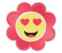 Sticker SMILEY - gelb/ rot