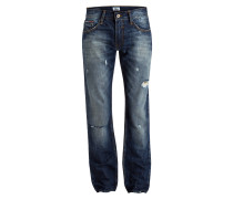 Destroyed-Jeans RYAN Straight-Fit